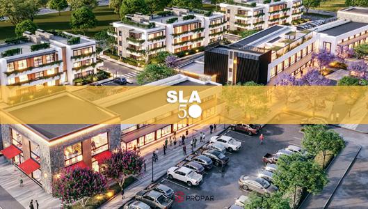 SLA 5.0 Locales comerciales / Oficinas
